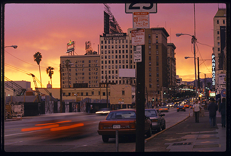 Los Angeles, 1996, FUJICHROME Sensia 100, 35mm